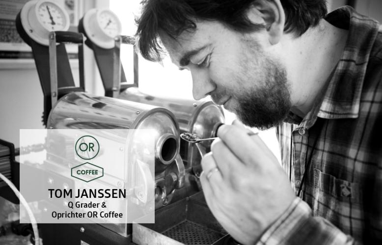 Tom Janssen Q Grader